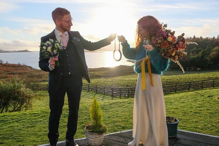 intimate wedding venue in Scotland