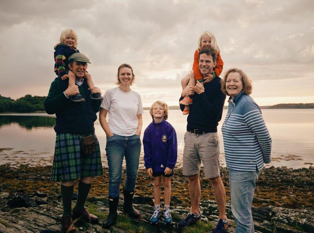 Kames Scottish Steelhead Trout - Loch Melfort Hotel Supplier