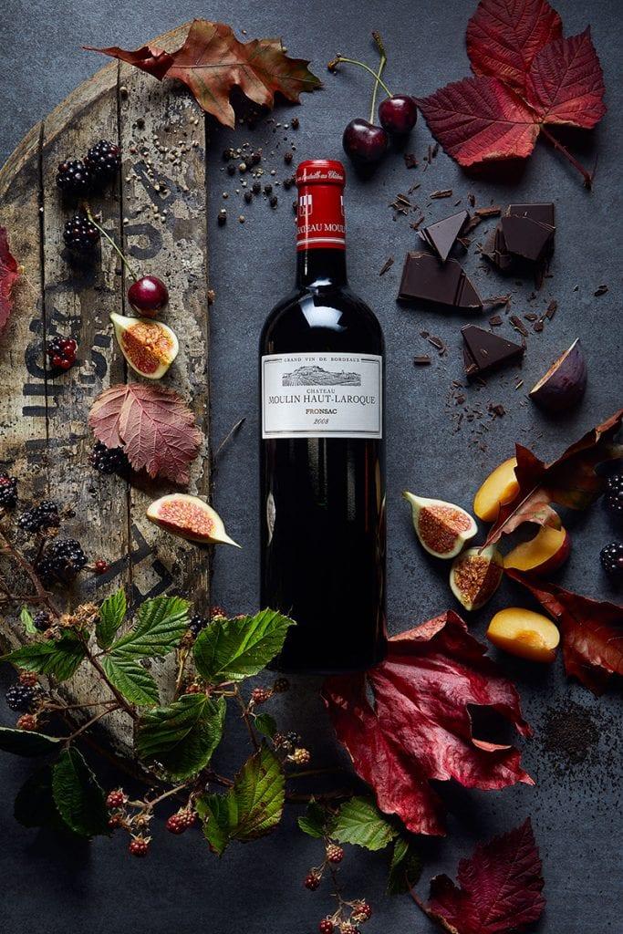 de Burgh Wine