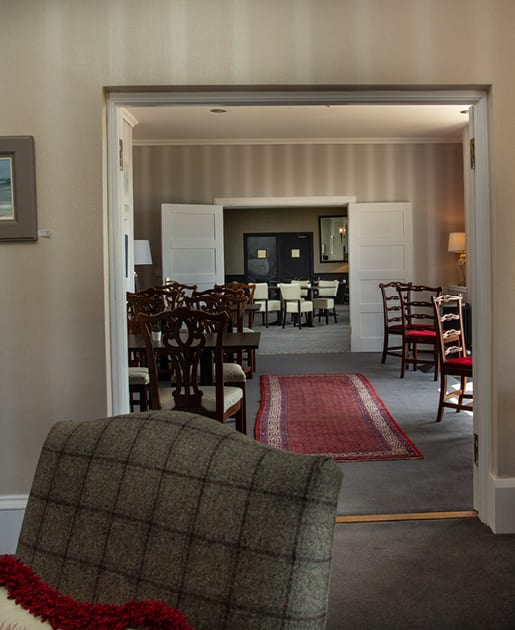 Accessible Dining at Loch Melfort Hotel