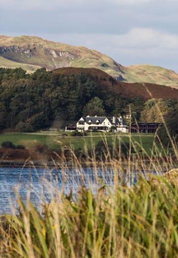 loch melfort hotel oban autumn deal