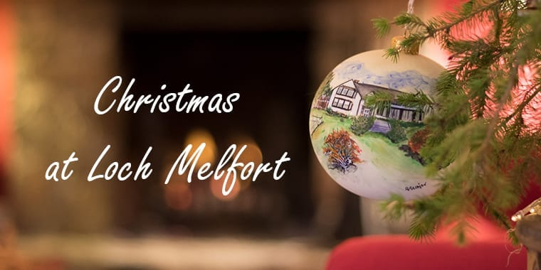 Christmas at Loch Melfort