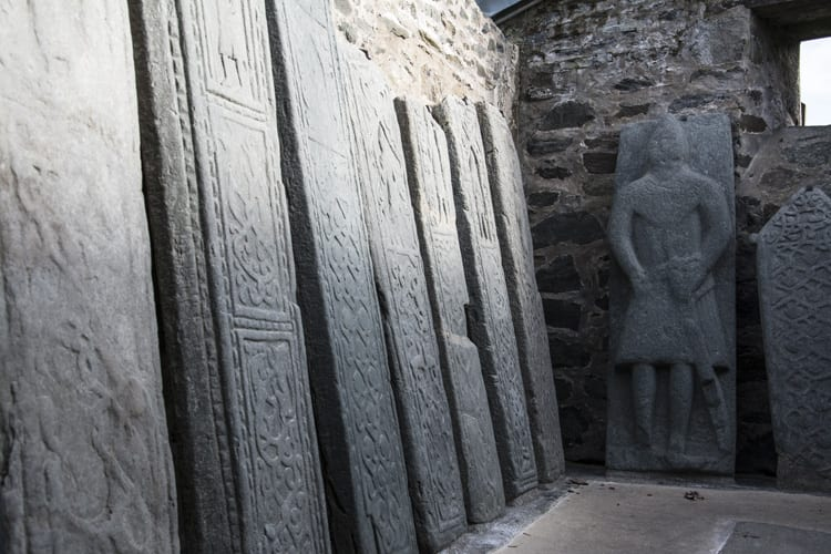 loch-melfort-hotel-oban-carved-standing-stones-kilmartin