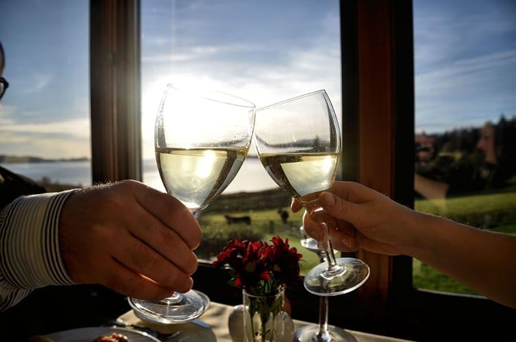 Loch melfort Hotel Restaurant