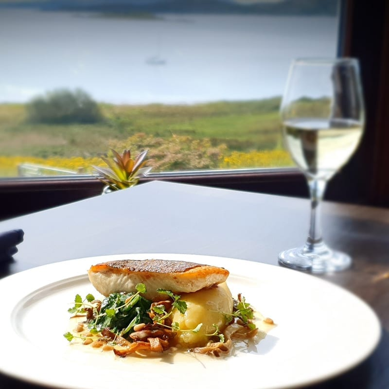 Restaurant at Loch Melfort 800