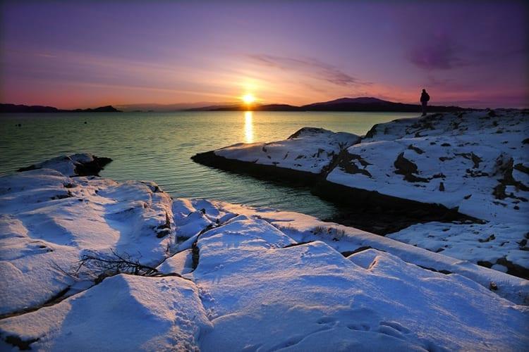 Winter Warmer Offer at Loch Melfort