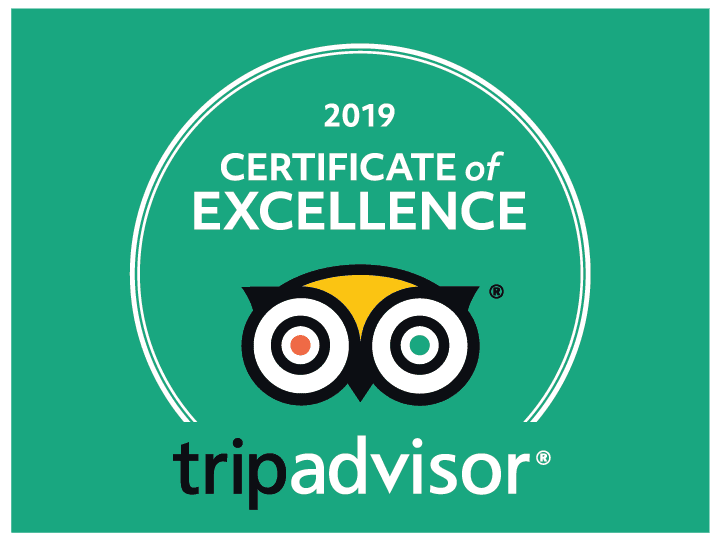 Certificate of Excellence - Loch Melfort