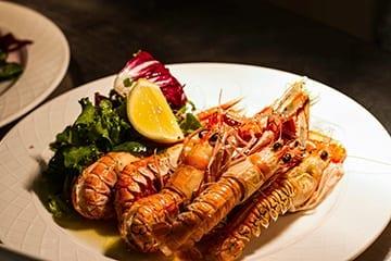 loch melfort bistro seafood argyll
