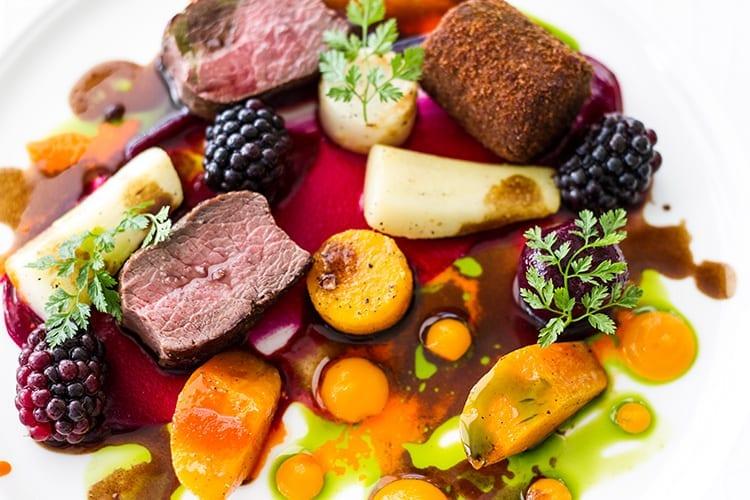 Loch Melfort Hotel - Christmas meal