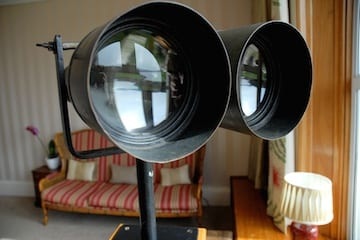 loch melfort hotel oban binoculars location