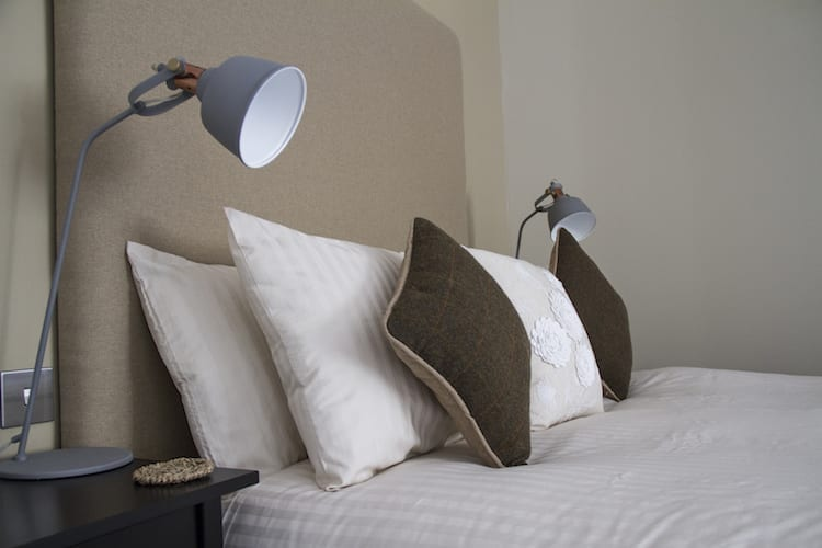 loch melfort hotel oban cosy main house room
