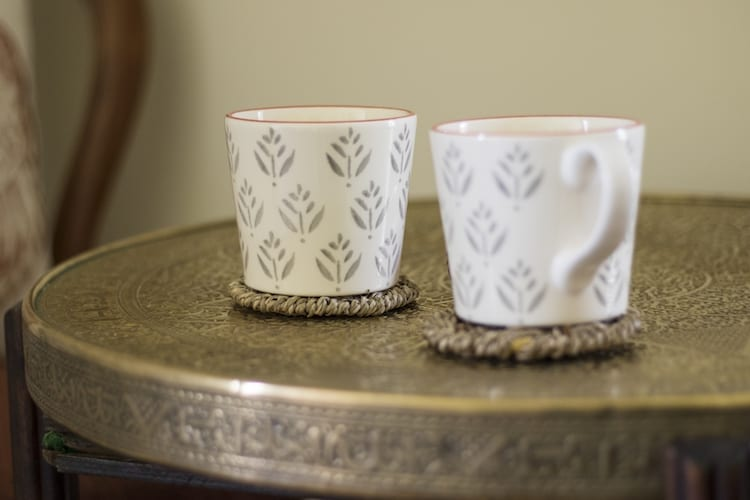 loch melfort hotel oban garden room cups