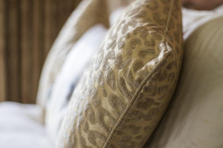 loch melfort hotel oban garden room cushion