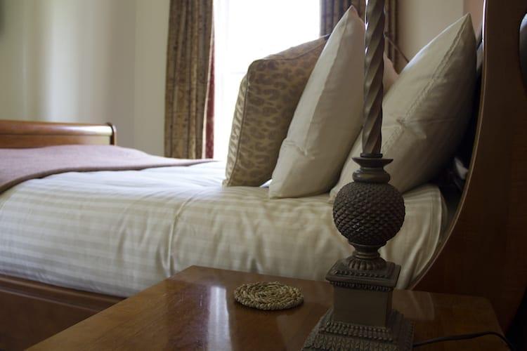 loch melfort hotel oban garden room sidelight