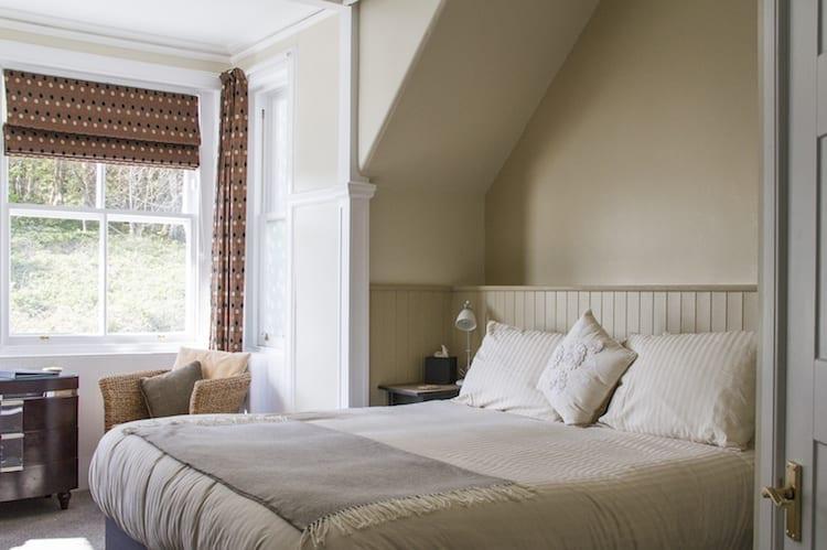 loch melfort hotel oban main rooms garden view