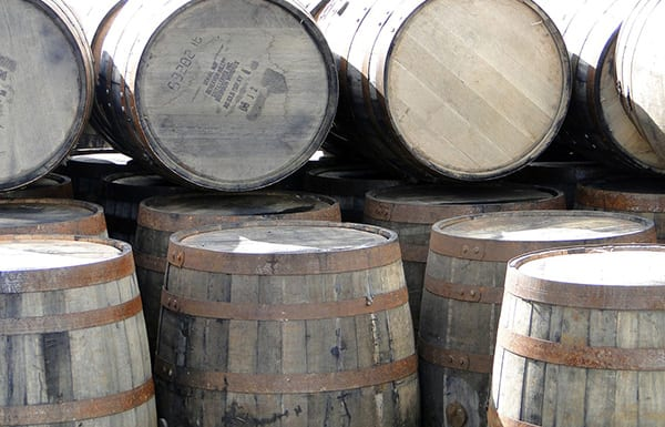 loch melfort hotel oban whisky barrels