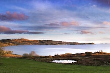 loch melfort hotel panoramic view thumbnail
