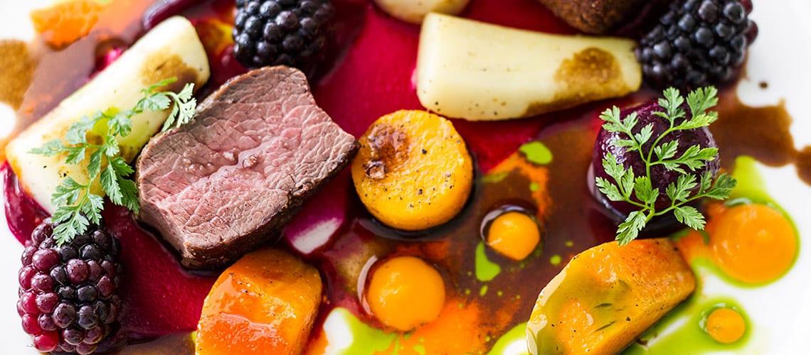 loch melfort hotel restaurant food