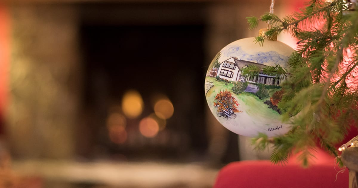 Christmas at Loch Melfort Hotel