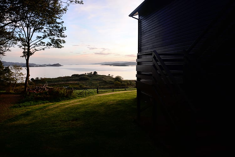 loch melfort oban hotel accessible view