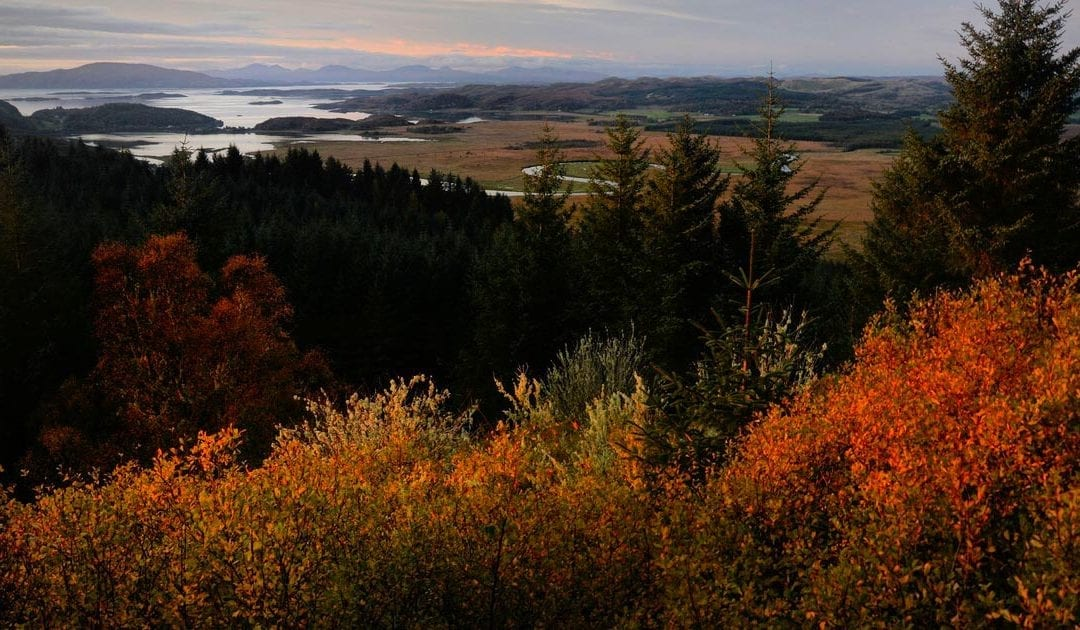 Fall Into Autumn and Winter at Loch Melfort Hotel
