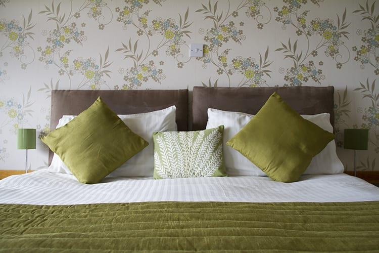 loch melfort oban hotel cedar wing bedroom