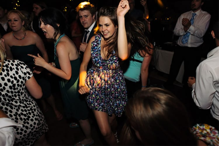 Loch Melfort Oban Hotel, Dancing