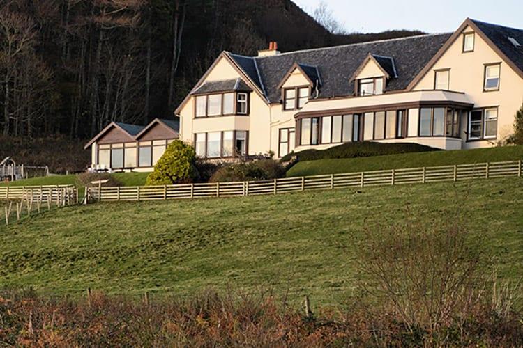 Loch Melfort Oban Hotel, Hotel