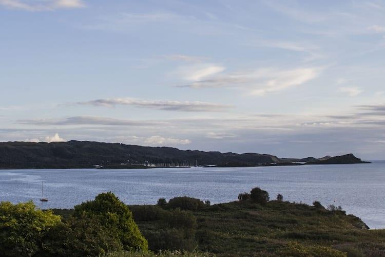 loch melfort oban hotel harbour view