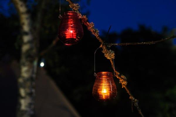 Loch Melfort Oban Hotel, Lanterns
