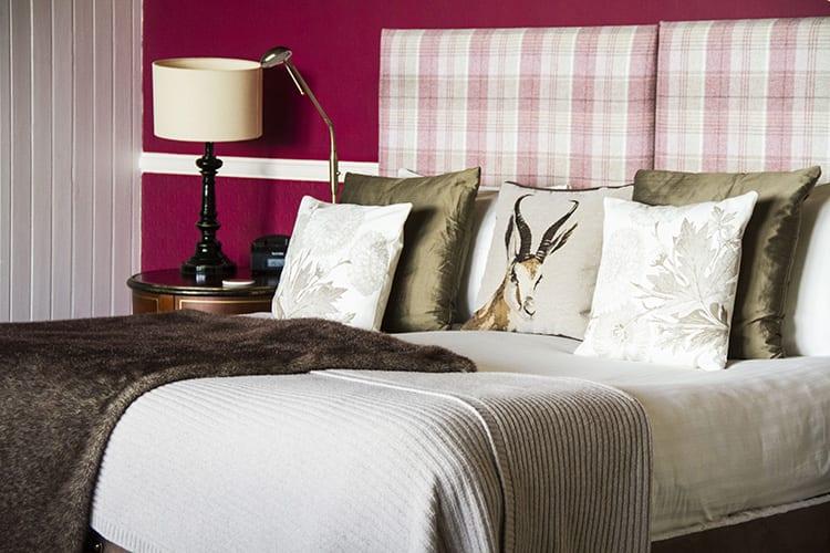 loch melfort oban hotel luxury suite