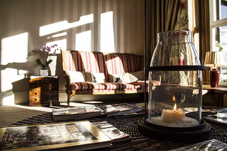 Loch Melfort Oban Hotel, Small Living Room