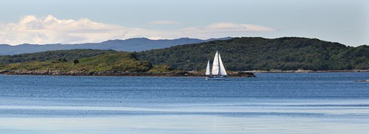 Loch Melfort Oban Hotel, What to do, Sailing