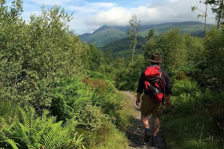 loch melfort oban west highland way