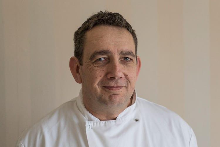 Loch Melfort Staff Chef Roger Brown