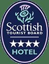 4 Star Hotel Logo Visit Scotland