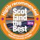loch melfort hotel oban scotland's best logo
